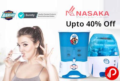 Nasaka Water Purifiers