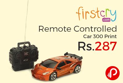 Remote Controlled Car 300 Print