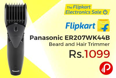 Panasonic ER207WK44B Beard and Hair Trimmer