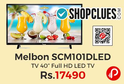 """Melbon SCM101DLED TV 40"""" Full HD LED TV"""