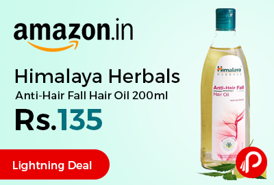 Himalaya Herbals Anti-Hair Fall Hair Oil 200ml