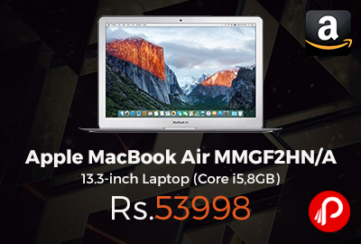 Apple MacBook Air MMGF2HN/A 13.3-inch Laptop