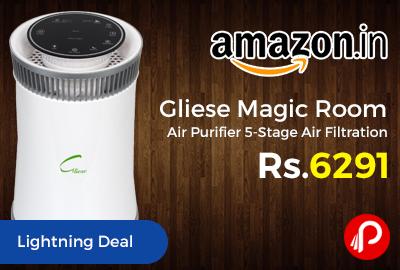 Gliese Magic Room Air Purifier 5-Stage Air Filtration