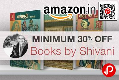 Books by Shivani