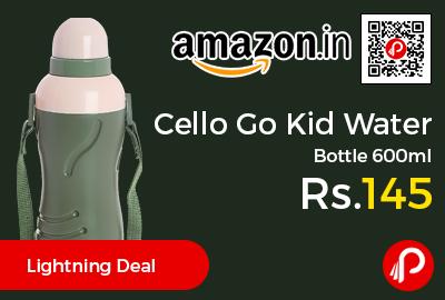 Cello Go Kid Water Bottle 600ml