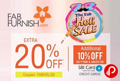 The Feb Holi Sale