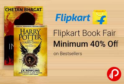 Flipkart Book Fair