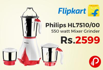 Philips HL7510/00 550 watt Mixer Grinder