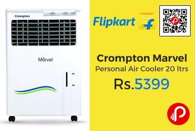 Crompton Marvel Personal Air Cooler 20 ltrs