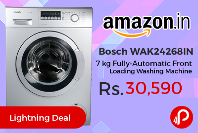 Bosch WAK24268IN 7 Kg Fully Automatic Washing Machine