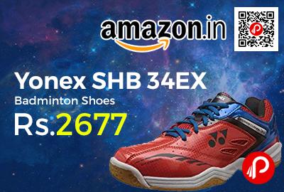 Yonex SHB 34EX Badminton Shoes