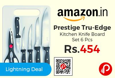 Prestige Tru-Edge Kitchen Knife Board S