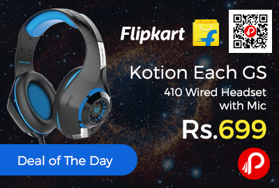 Kotion Each GS 410 Wired Headset with Mic