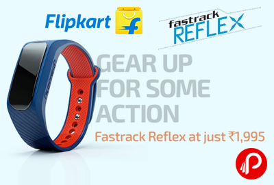 Fastrack REFLEX Smart Band