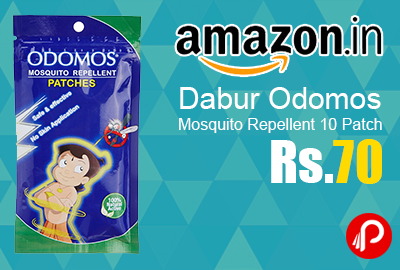 Dabur Odomos Mosquito Repellent 10 Patch