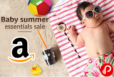 Baby Summer Essentials Sale