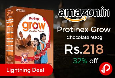 Protinex Grow Chocolate 400g