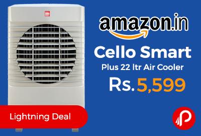 Cello Smart Plus 22 ltr Air Cooler
