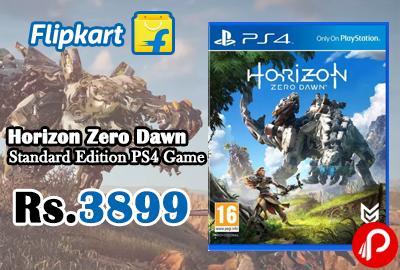 Horizon Zero Dawn Standard Edition PS4 Game