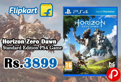Horizon Zero Dawn Standard Edition PS4 Game