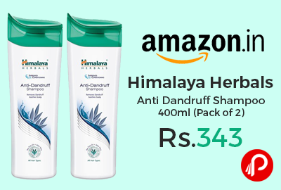Himalaya Herbals Anti Dandruff Shampoo 400ml