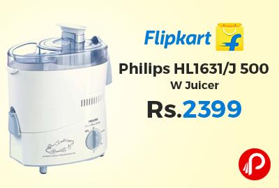 Philips HL1631/J 500 W Juicer