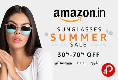Sunglasses Summer Sale