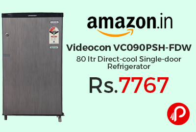 Videocon VC090PSH-FDW 80 ltr Direct-cool Single-door Refrigerator