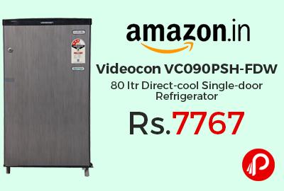 Videocon VC090PSH-FDW 80 ltr Direct-cool Single-door Refrigerator
