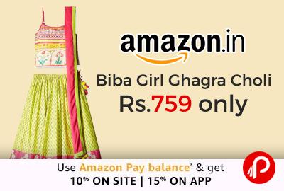 Biba Girl Ghagra Choli