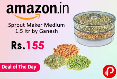 Sprout Maker Medium 1.5 ltr