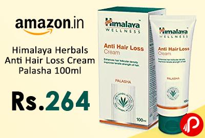 Himalaya Herbals Anti Hair Loss Cream Palasha 100ml