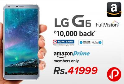 LG G6 FullVision LGH870DS Mobile