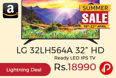"LG 32LH564A 32"" HD Ready LED IPS"