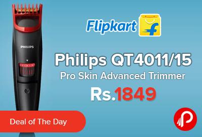 Philips QT4011/15 Pro Skin Advanced Trimmer