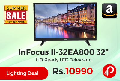 "InFocus II-32EA800 32"" HD Ready LED Television"
