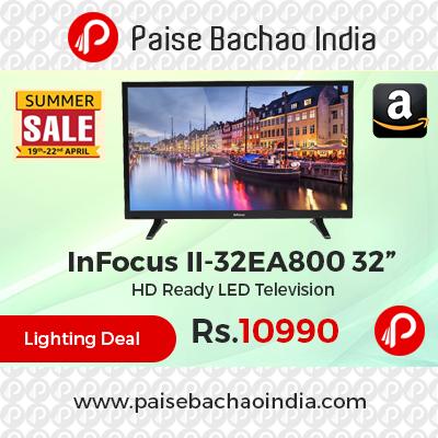"InFocus II-32EA800 32"" HD Ready LED Television"