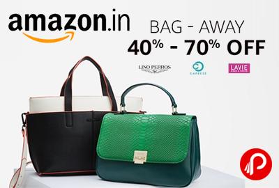 Bag Away Sale