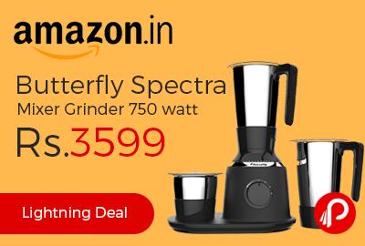 Butterfly Spectra Mixer Grinder 750 watt