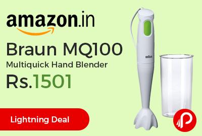 Braun MQ100 Multiquick Hand Blender