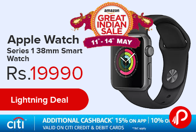 Apple Watch Series 1 38mm Smart Watch