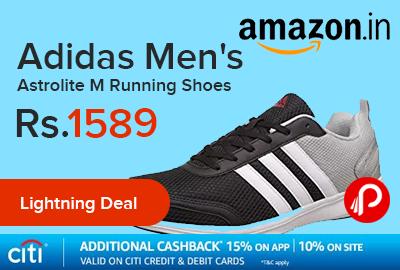 Adidas Men's Astrolite M Running Shoes