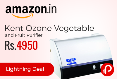 Kent Ozone Vegetable and Fruit Purifier