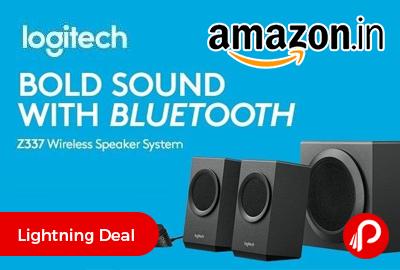 Logitech Z337 Bold 2.1 Bluetooth Speaker System