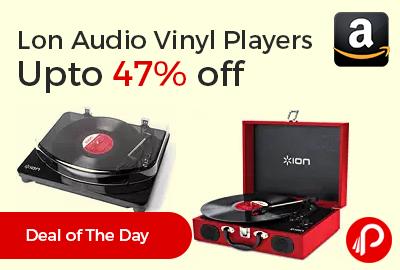 Lon Audio Vinyl Players