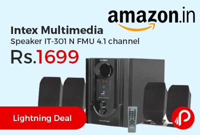 Intex Multimedia Speaker IT-301 N FMU