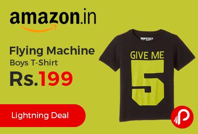 Flying Machine Boys T-Shirt