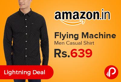 Flying Machine Men Casual Shirt