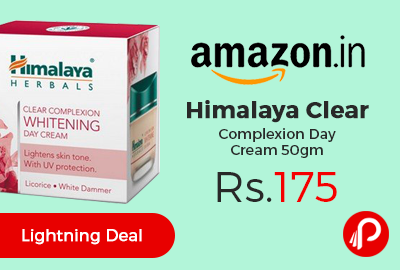 Himalaya Clear Complexion Day Cream 50gm