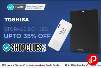 Toshiba Storage Devices
